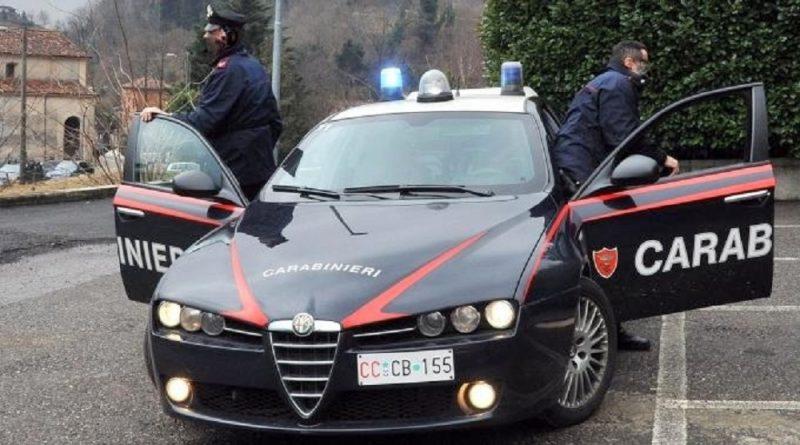 Narni, arrestata dai carabinieri una 24enne per spaccio alle Mole
