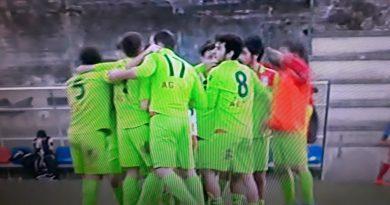 Calcio, una Narnese di ferro batte l'Orvietana al San Girolamo