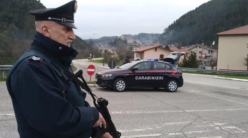 Furti, super controlli dei carabinieri in Valnerina
