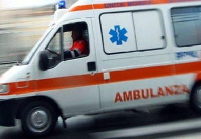 Narni, scontro auto-camion a Sant'Anna: vettura distrutta e tragedia sfiorata