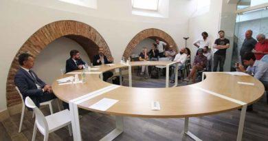 Stampa, i giornalisti ternani incontrano i candidati Latini e De Luca