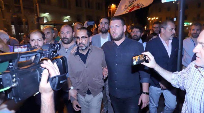 Terni, vittoria storica: Leonardo Latini della Lega è il nuovo sindaco