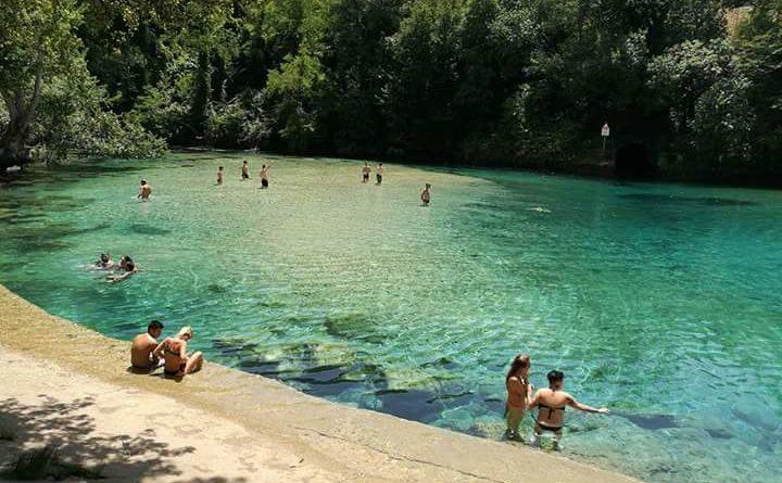 Risultato immagini per la laguna blu dell'Umbria