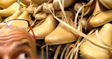 Da Narni a Venezia, Giuliano Perotti fa le scarpe per Capri Revolution