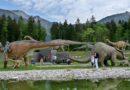 Amelia, Porchiano come un Jurassic Park: Torna World of Dinosaurus