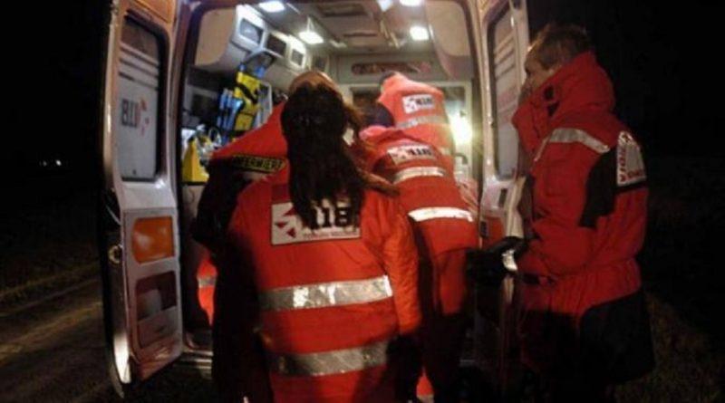 Narni, scontro sulla Marattana: Tre feriti