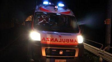 Narni, camion si ribalta a Recentino: ferito il conducente, strada chiusa
