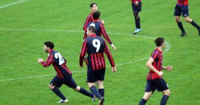 Calcio, Narnese super: Piegato lo Spoleto al fotofinish