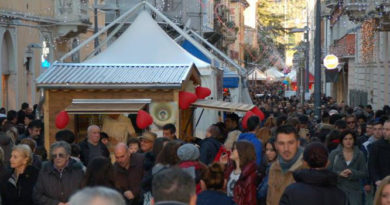 Terni, quasi 90 mila presenze per Terre di San Valentino Festival