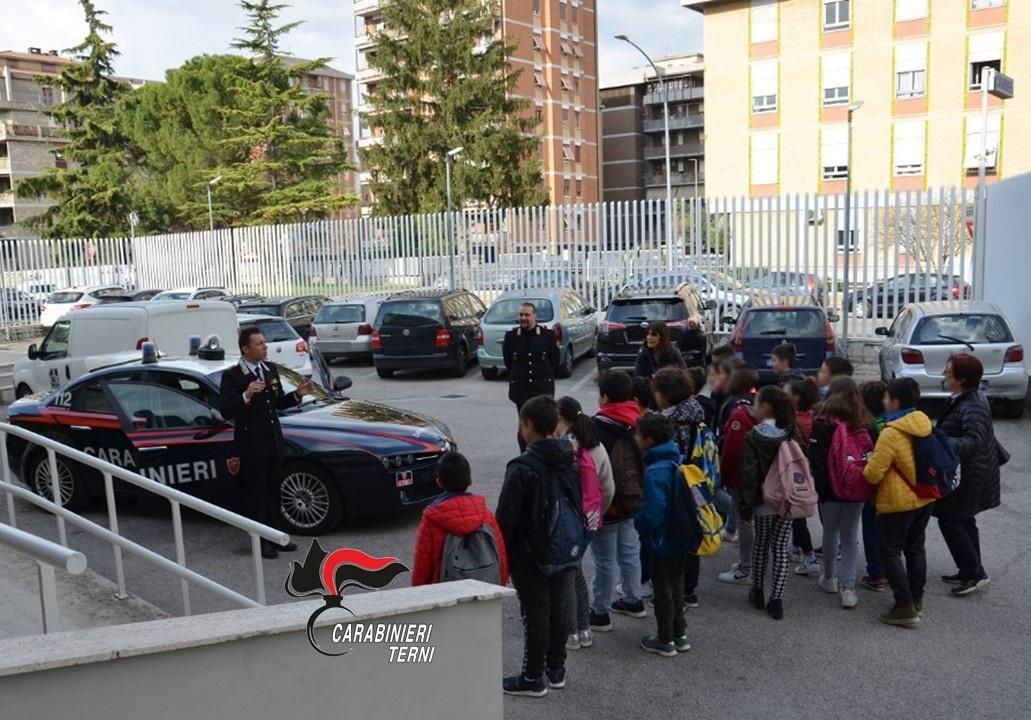 Carabinieri a Terni - Reteimprese