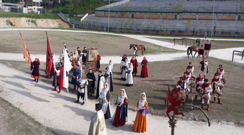 Narni, dopo 50 anni la Corsa all'Anello ha il suo campo di gara