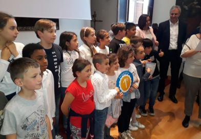 """Terni, Museo stracolmo di bambini per i premi di """"Acqua è vita"""" del Sii: Tutti i vincitori"""