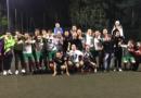 Narni, l'Asds San Giovenale calcio a 5 raggiunge il sogno della C1: E' grande festa per uno splendido gruppo