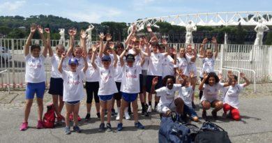 Narni, i giovani atleti narnesi al Golden Gala Pietro Mennea a Roma