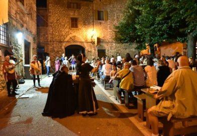 Narni, Rivincita, domani tutti a tavola con il banchetto medievale