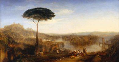 Narni, il gran tour visto da Turner che arrivò prima di Corot