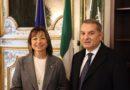 Umbria, iniziata l'era Tesei: Insediata la nuova governatrice