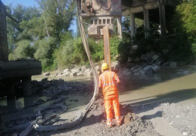 Strade, la Provincia apre il cantiere del viadotto ad Alviano e chiude quelli di Orvieto