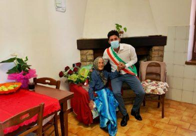 Montecchio, festa grande per nonna Marietta che compie 108 anni