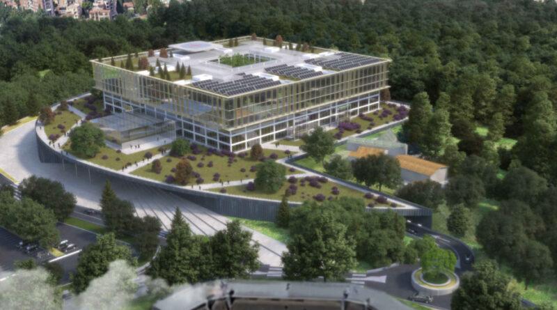 Presentato in Regione il progetto del nuovo ospedale di Terni